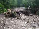 Дорога на водоспад Гук