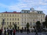 Площа перед Оперним театром