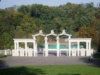 Парк культури