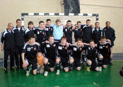 Чемпіон України сезону 2008/2009