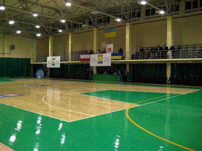 Палац спорту Галичина