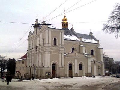 Церква Святої Трійціі