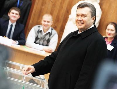 Янукович переміг?