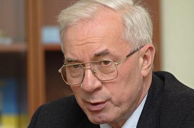 Азаров-прем'єр міністр
