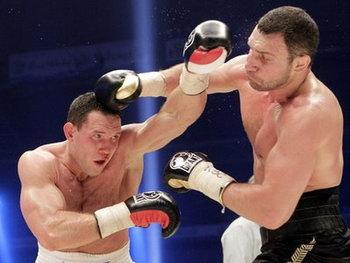 Кличко захистив свій титул