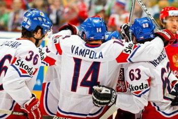 Чехія - чемпіон світу з хокею