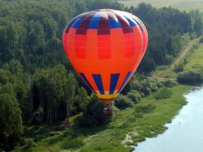 польоти на повітряній кулі