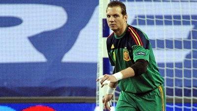 Луїс Амадо - один з кращих футзальних воротарів світу