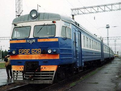 Поїзд Львів-Мукачеве