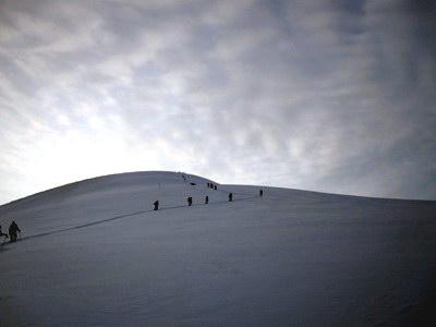 Що взяти з собою в гори взимку?