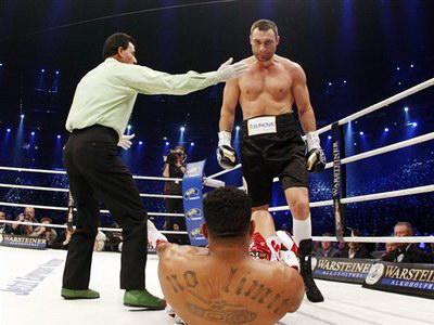 Віталій Кличко захистив свій титул