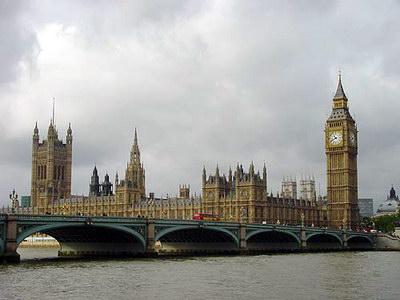 Лондон, Вестмінстерське Аббатство