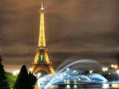 Париж, Ейфелева вежа
