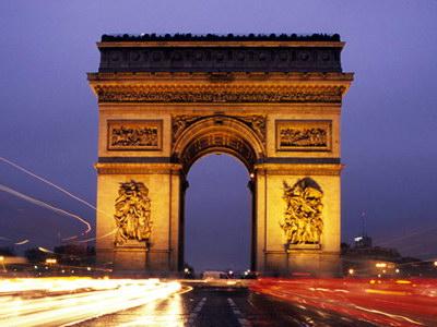 Париж, Тріумфальна арка