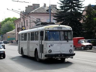 Тернопільський тролейбус