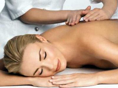 масаж спини