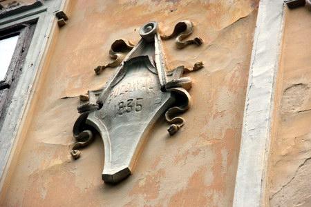 палац був збудований у 1835 році