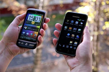 Вибір мобільного телефону