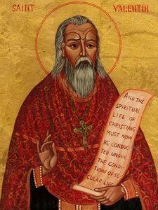 священник Валентин Римлянин