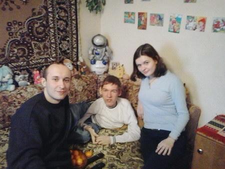 Візит Воробуса та Ольги
