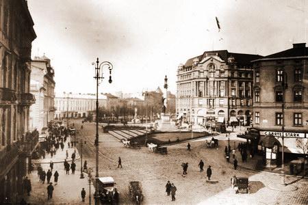Львів на початку XX століття