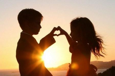 Дитяча любов