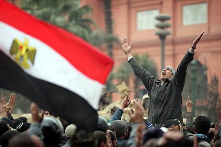 переворот в Єгипті