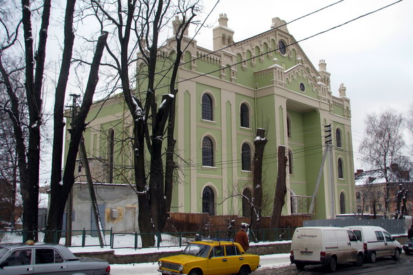 Дрогобицька хоральна синагога