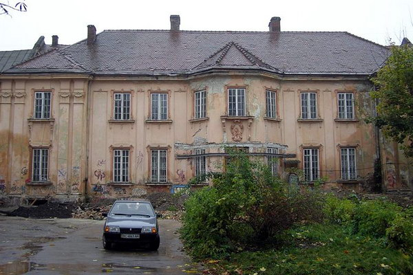 Палац Бесядецьких.