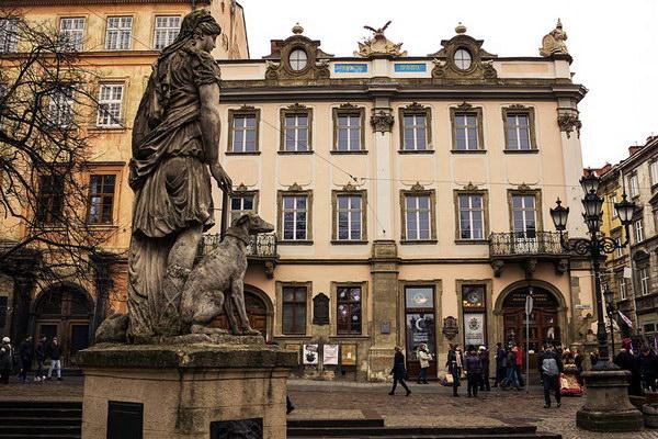 Палац Любомирських