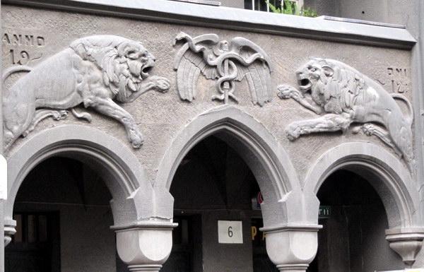 Старовинні палаци Львова