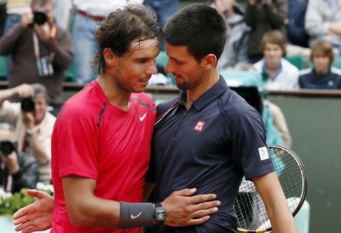 Джокович на Roland Garros обігрує Надаля