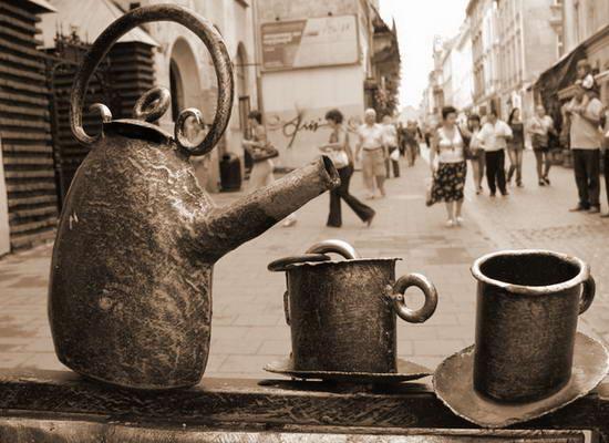 Історія кави у Львові