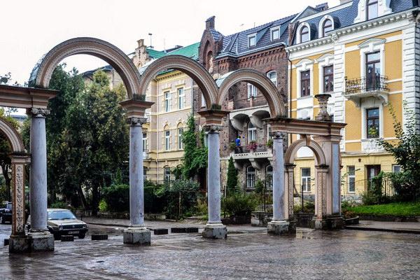 Львів романтичний