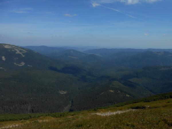 Краса гір