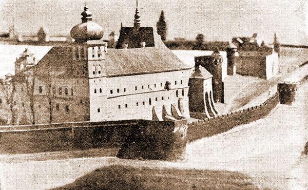 Низький замок у Львові