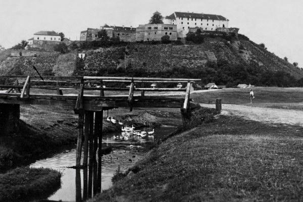 Замок Паланок у 1937 році