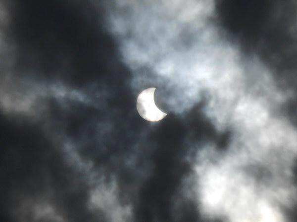 Затемнення сонця
