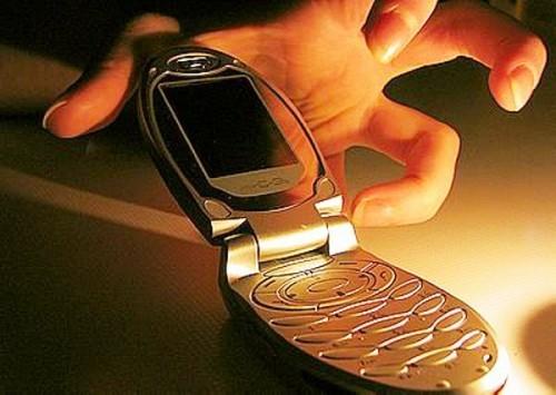 Крадений мобільний
