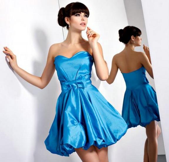 Як перетворити святкову сукню у щоденну