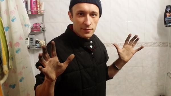Чорні руки