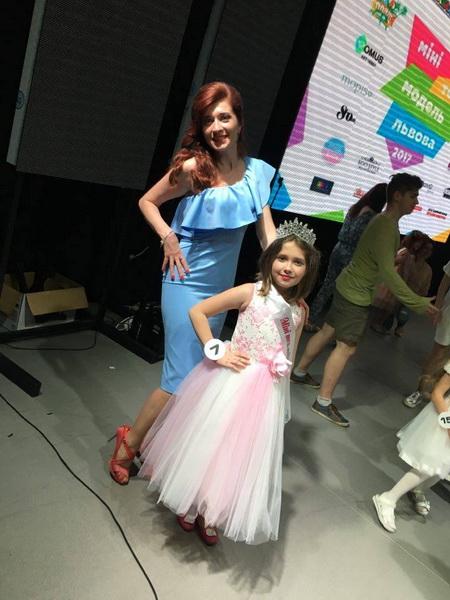 Наталія з мамою Діаною