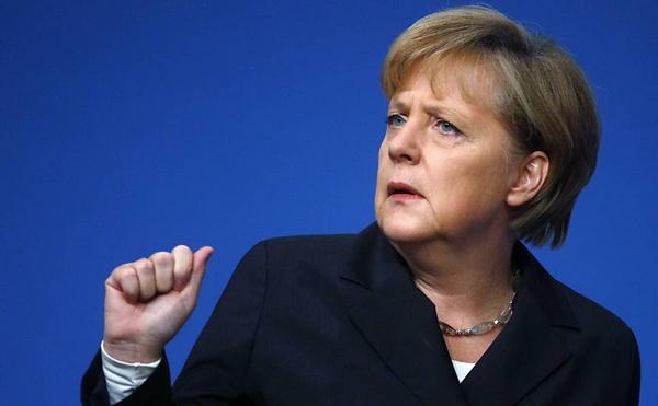 Перемога Меркель