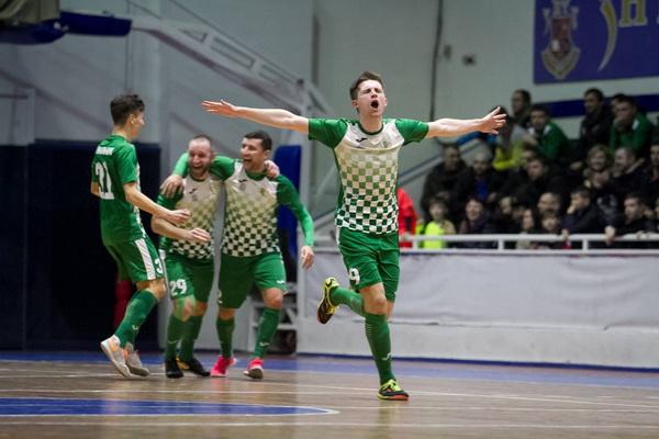 Енергія - володар Кубка України