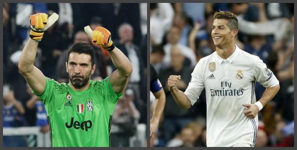 Ювентус проти Реала