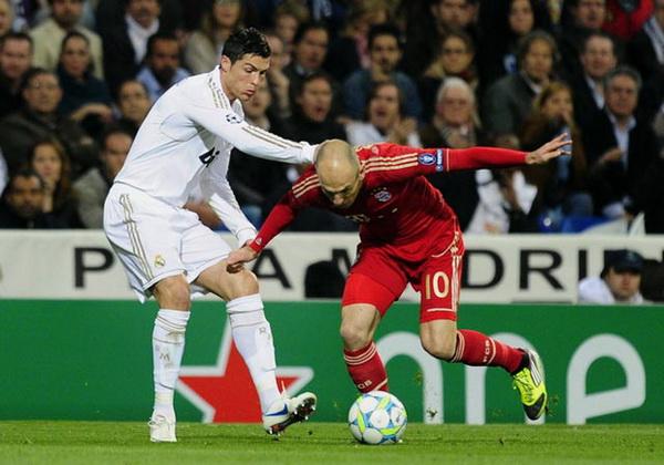 Реал проти Баварії