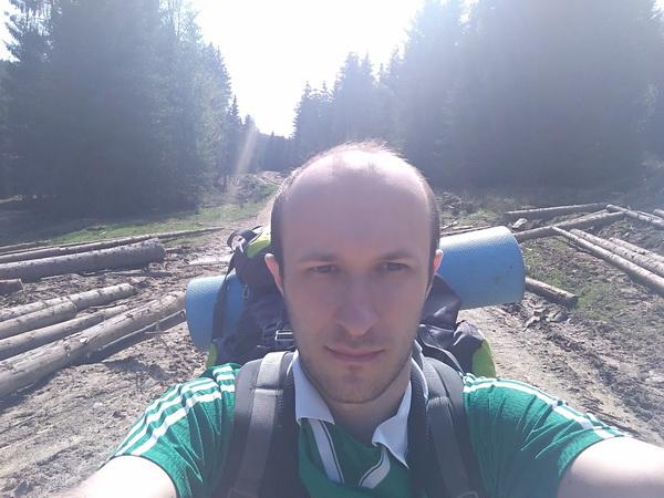 Воробік у горах