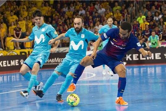Барселона перевела серію у п'ятий матч