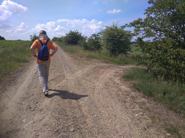 Дорога після села