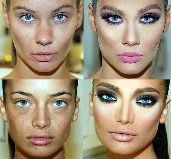 макіяж
